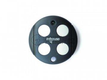 Dálkový ovladač MHOUSE GTX4, plovoucí kód, 4-kanálový G TX4