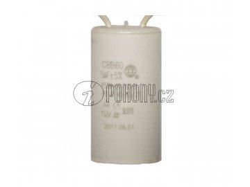 Kondenzátor 30uF pro pro pohon THOR 1551 - 30U450A.0727
