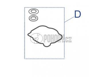Těsnicí kroužky pro pohony XMETRO - PRXM04
