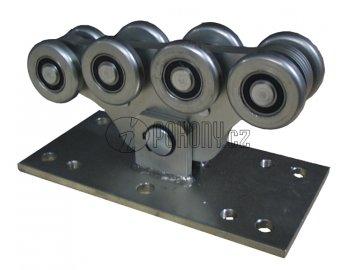 VO94x85 - kyvný pojezdový vozík k c profilu 94x85mm