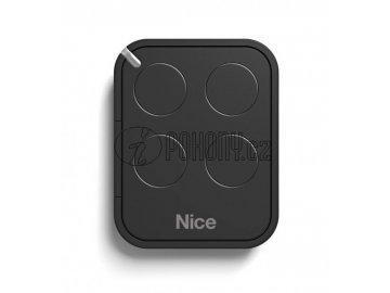 Dálkový ovladač NICE FLO4RE, plovoucí kód, 4-kanálový 433 MHz, náhrada FLO4R-S