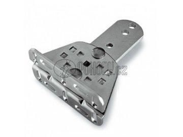 PLA14 - nastavitelná zinkovaná konzole pro přišroubování pohonu