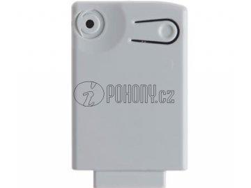 KEY RX4 - zásuvný 2-kanálový přijímač s plovoucím i pevným kódem, 433 MHz