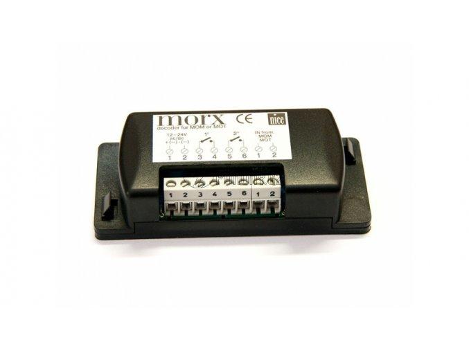 NICE MORX - dekodér pro klávesnice MOT a čtečky MOM