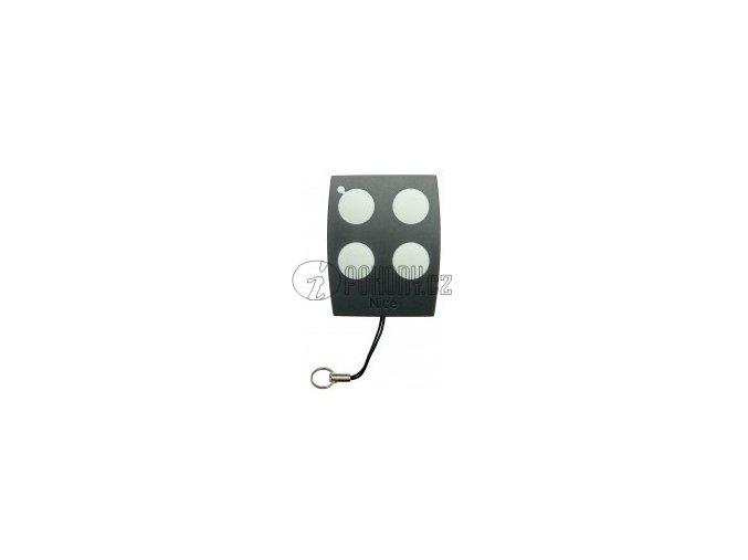 Dálkový ovladač NICE ON4, plovoucí kód, 4-kanálový 433 MHz