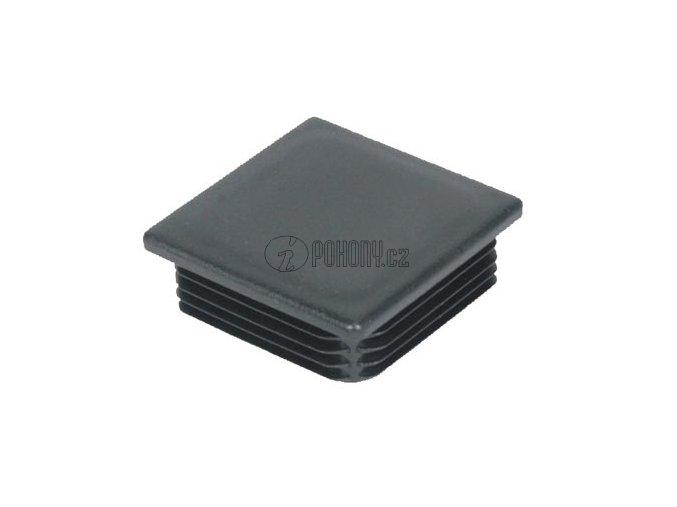 Plastová záslepka c profilu 80x80mm