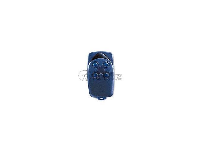 Dálkový ovladač NICE FLO4, pevný kód, 4-kanálový, 433 MHz