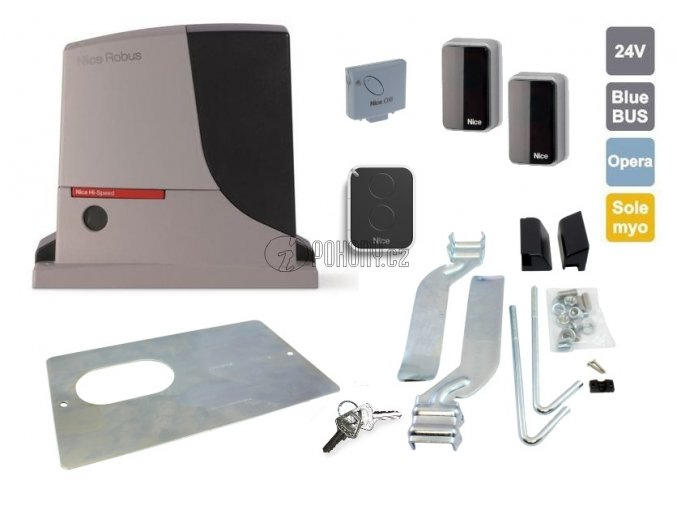 robus500hs kit