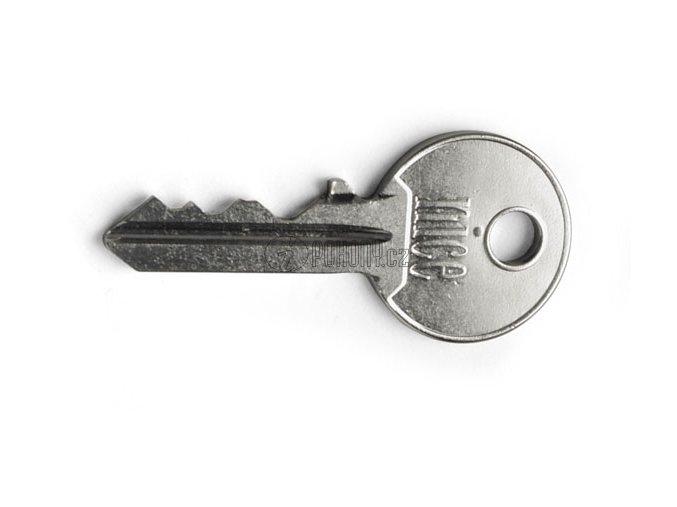 NICE CHEU - matrice klíče ke klíčovým spínačům MOSEU a MOSIU