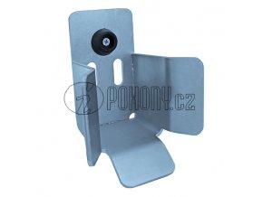 Spodní dojezdová kapsa k c profilu 70x70mm