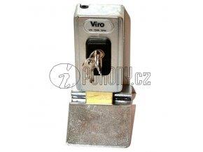 NICE PLA10 - vertikální elektrický zámek pro křídlová vrata