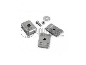 NICE PLA13 - vymezovací mechanický doraz otevřené nebo zavřené polohy