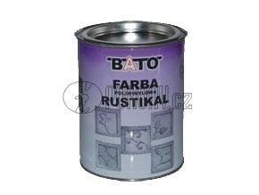 Kovářská barva - RUSTIKAL s efektem samopatinování, odstín grafit - antracit