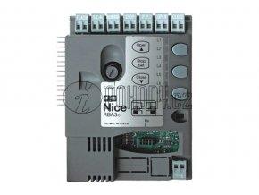 NICE RBA3/C - řídící jednotka pro pohon ROBUS400, ROBUS600, ROBUS1000