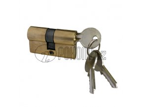 Cylindrická vložka 27,5x27,5mm + 3ks klíče