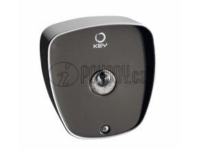 KEY SEL-M - elektrický klíčový spínač na omítku