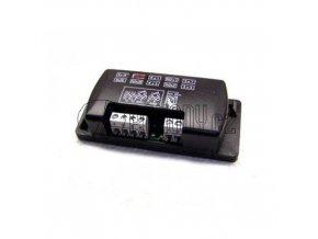 NICE FLOX2 - 2-kanálový externí přijímač s pevným kódem, 433 MHz