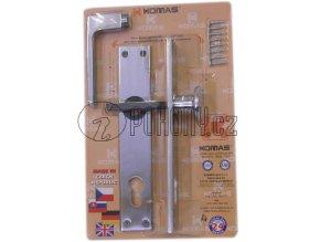 Sada kování klika-koule, rozteč 90mm