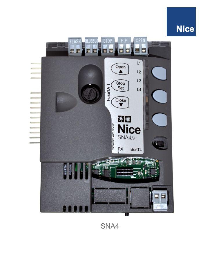 NICE SNA4/A - Řídící jednotka pro SN6041