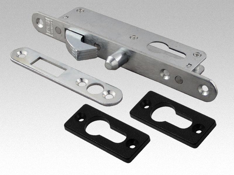 Hákový zámek H35 pro uzamčení posuvné brány