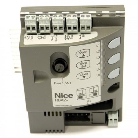 NICE RBA2 - řídící jednotka pro pohon ROBUS350