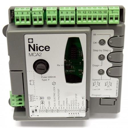 NICE MCA2 - řídící jednotka pro křídlové brány