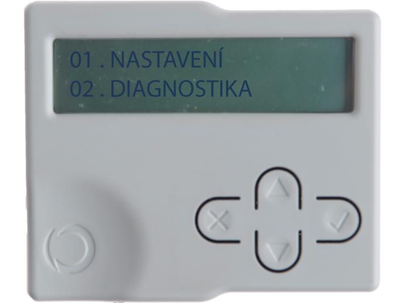 KEY 9 DYL - programovací jednotka pro elektroniku 14A s českým menu