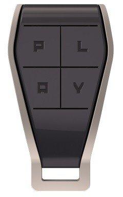 Dálkový ovladač KEY PLAY4R, plovoucí kód, 4-kanálový 433 MHz