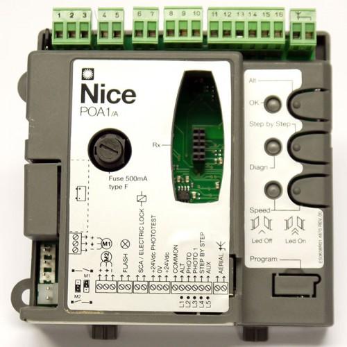 NICE POA1/A - řídící jednotka POPKIT pro pohon PP7024