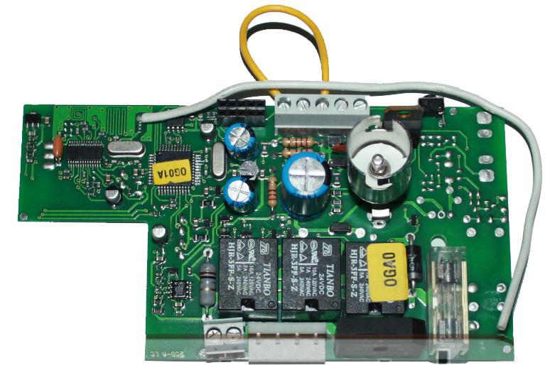 NICE OGA0 - řídící jednotka pro pohon SHEL