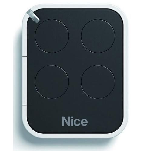 Dálkový ovladač NICE ON4E, plovoucí kód, 4-kanálový 433 MHz, náhrada FLO4R-S, FLO4RE