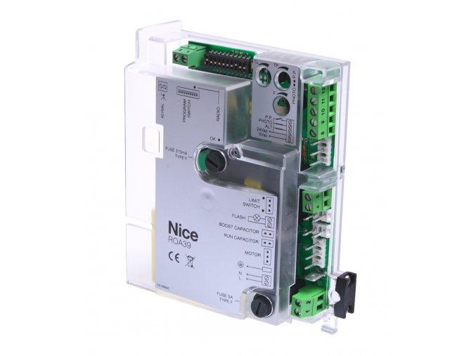 NICE ROA39 - řídící jednotka pro pohon ROX1000