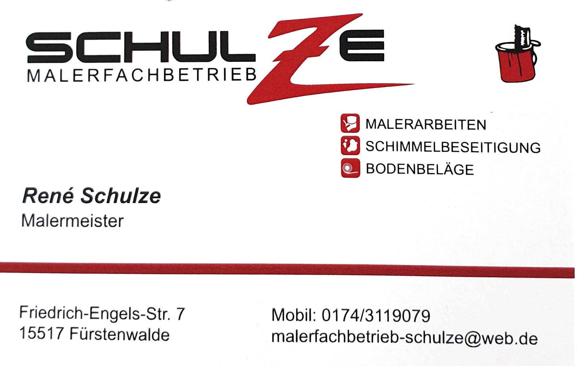 Schulze Malerfachbetrieb