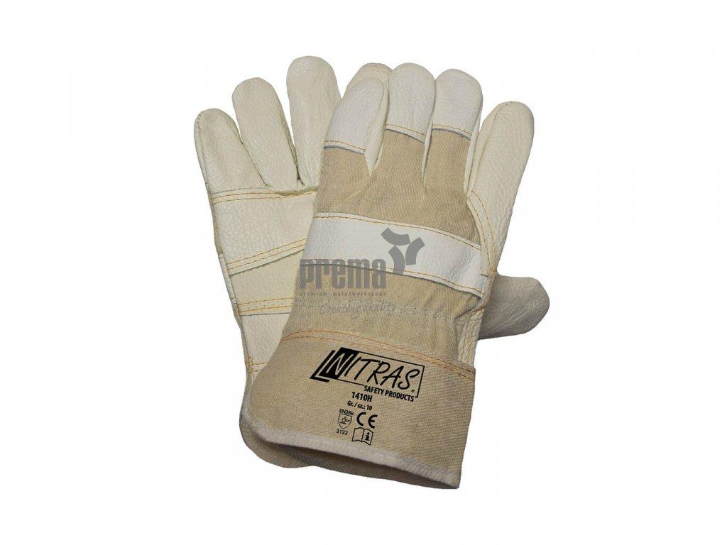 Mercedes Polsterleder handschuhe Nitras 3122