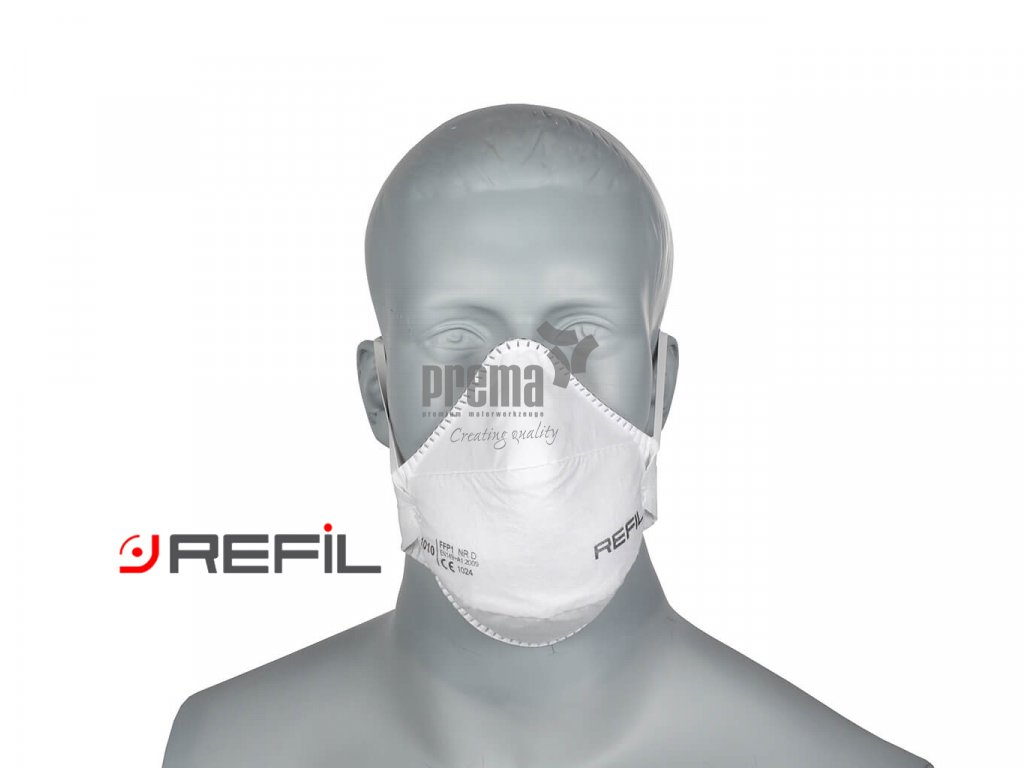 Refil Staubschutzmaske, Refil Respirator, Profi FFP1, Refil 1010