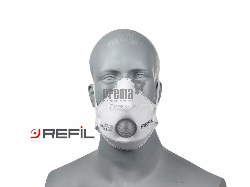 Staubschutzmaske Profi FFP2 2