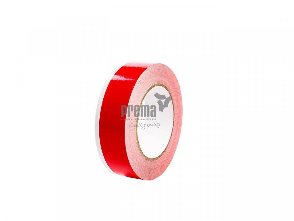 Duoband rot weiß