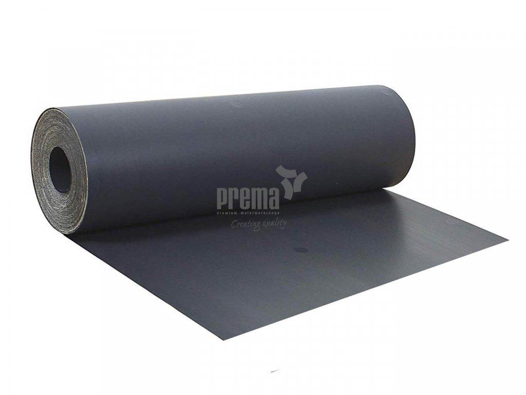 Milchtütenpapier schwarz 1,3x50m
