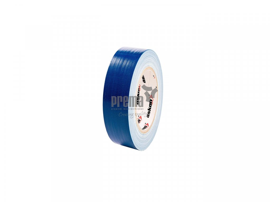 Gewebeband blau UV Askon