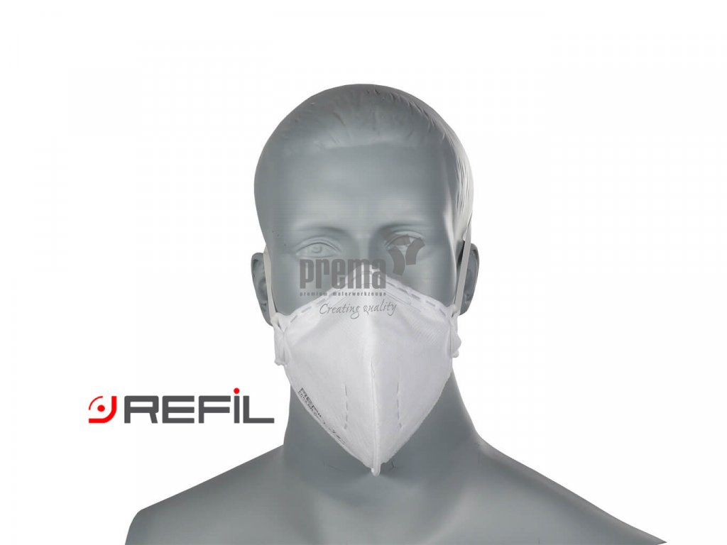 Refil Atemschutzmaske, Respirator, FFP2, Refil 730