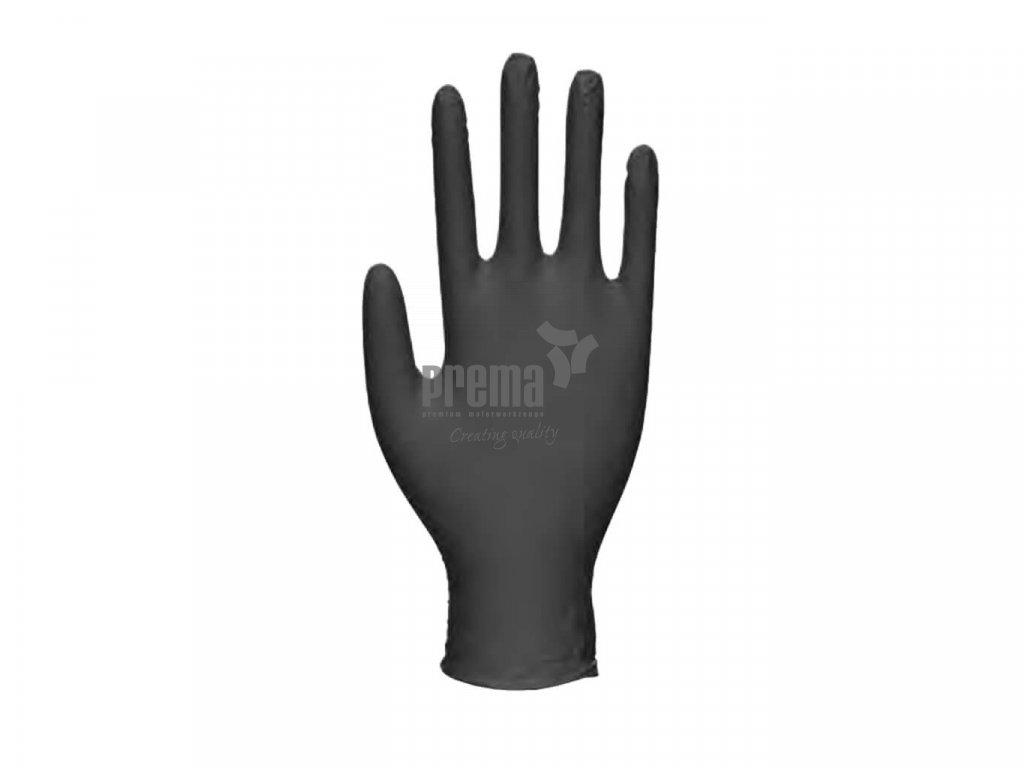 Latexhandschuhe unsteril Select Black