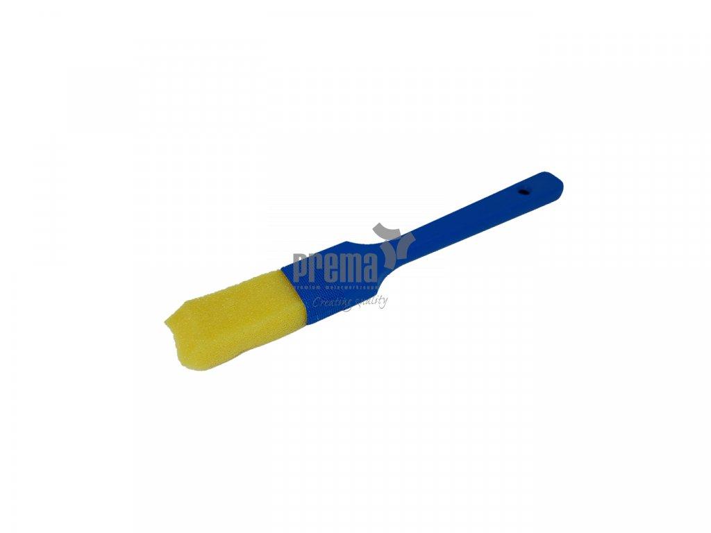 Schaumstoffpinsel 30mm blau