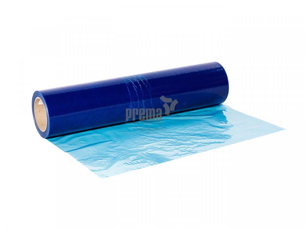 Fensterglasschutzfolie blau