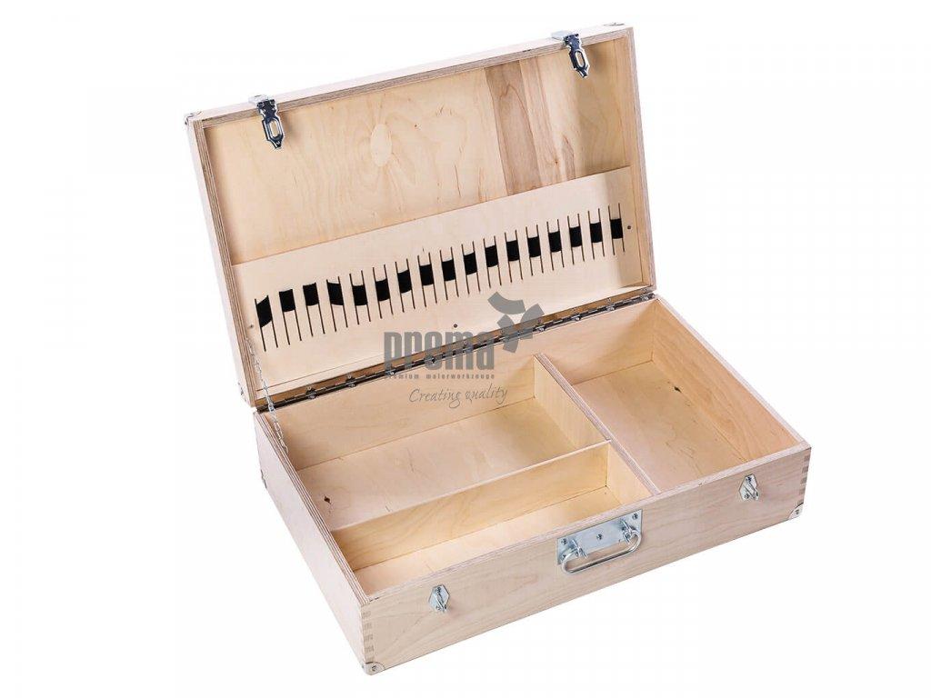 Werkzeugkoffer 65x41x17cm offen