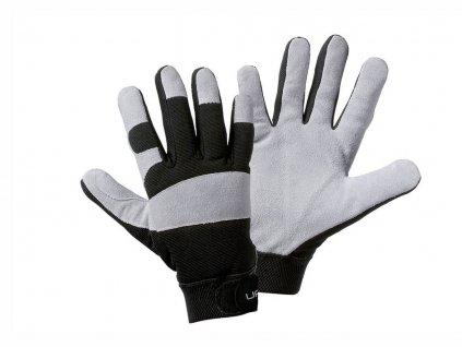 Rindspaltleder Handschuhe Utility
