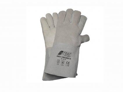 Schweißerhandschuhe, 5 Finger Nitras 20035