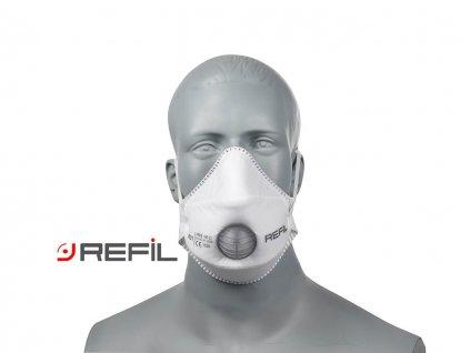 Refil Staubschutzmaske, Refil Profi FFP2, Refil 1031, Refil Atemschutzmaske