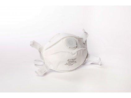 Staubschutzmaske FFP3
