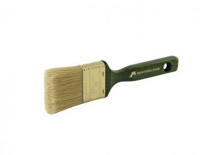 Flachpinsel grün