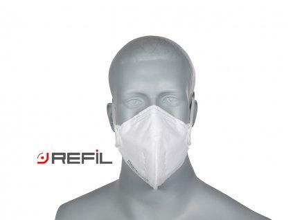 Refil Atemschutzmaske, Refil Profi FFP3, Refil 750, Respirator Refil